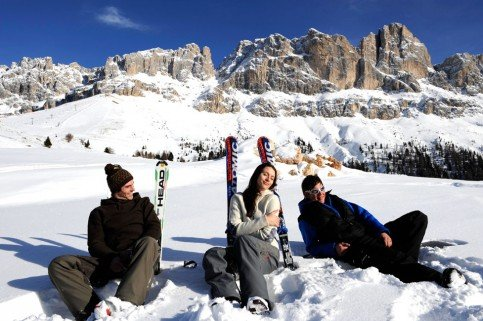 A winter's dream in the Dolomites comes true – Winter holidays in Nova Levante/Val d'Ega