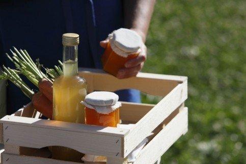 Hofeigene Produkte – so macht das Kochen in den Ferienwohnungen in Welschnofen richtig Spaß!