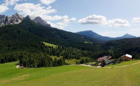 Agriturismo a Nova Levante – La tua destinazione da sogno nelle Dolomiti
